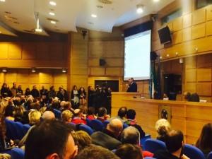 Nicola Zingaretti presenta i nuovi bandi formazione della Regione Lazio